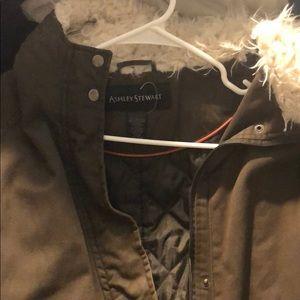 Ashley Stewart Winter Coat